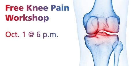 Free Knee Pain Workshop, Altoona tickets