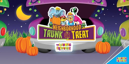 Trunk or Treat Grand Opening