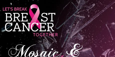 Mosaic & Mimosas ~ Breast Cancer Awareness Edition tickets