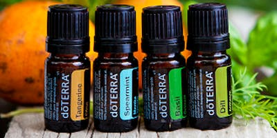 Essentials Oils Worldwide New Year Event 11th January 2020