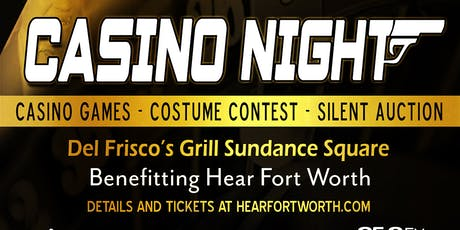 Casino Night Benefiting Hear Fort Worth tickets