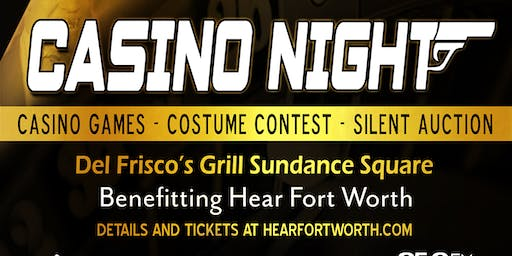 Casino Night Benefiting Hear Fort Worth