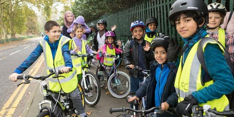 Sunday 22nd September Car Free Family Ride from Leyton Jubilee Park to Lloyd Park tickets