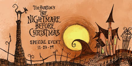 Nightmare Before Christmas Spooktacular Screening tickets