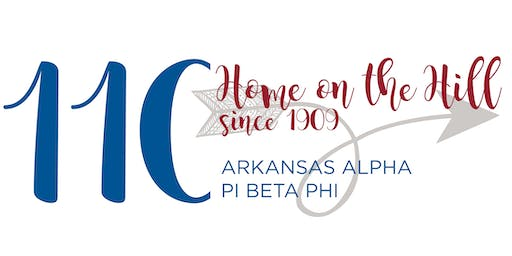 Arkansas Alpha Pi Beta Phi 110th Celebration Weekend