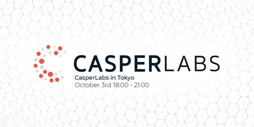 CasperLabs in Tokyo