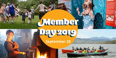 Member Day 2019 tickets