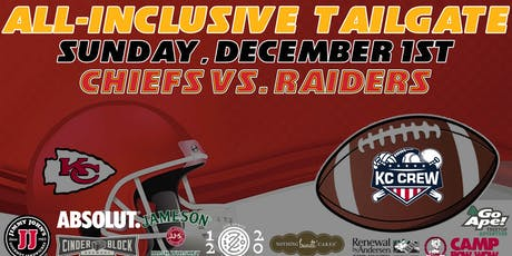 2019 Chiefs Tailgate tickets