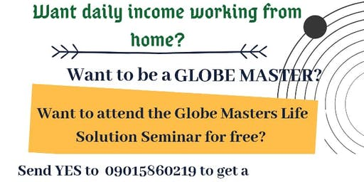 Globe Masters Life Solution Abuja Empowerment Program