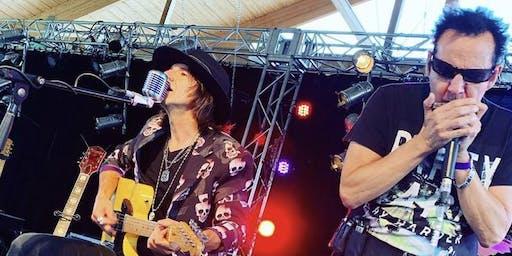 Spectacle Blues Jim Zeller et Sébastien Plante