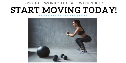 FREE HIIT Workout Class!