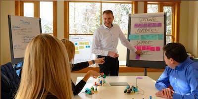 Frankfurt Germany Zertifizierungskurs LEGO®-SERIOUS-PLAY®-Methoden für Teams und Gruppen