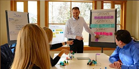 Frankfurt Germany Zertifizierungskurs LEGO®-SERIOUS-PLAY®-Methoden für Teams und Gruppen Tickets