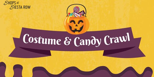 Costume & Candy Crawl