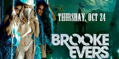 Brooke Evers at E11even Guestlist - 10/24/2019 tickets