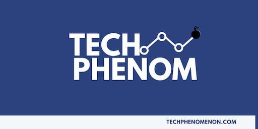 Attending Tech Phenomenon - Innovation World Tour - #DFW Kick Off