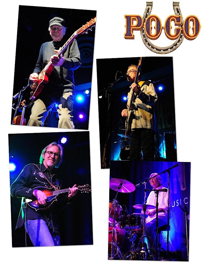 Poco & Atlanta Rhythm Section - POSTPONED - New Date - 11/26 image