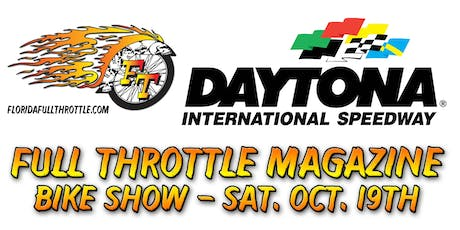 Daytona Int. Speedway Bike Show tickets