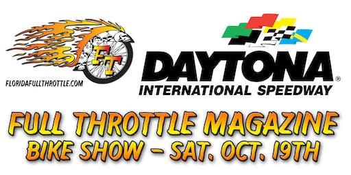 Daytona Int. Speedway Bike Show