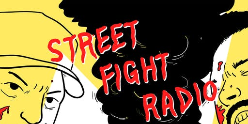 """Street Fight Radio """"Texas Tour"""" with special guest Kath Barbadoro @ The North Door"""