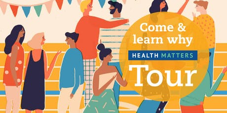 Health Matters Tour tickets