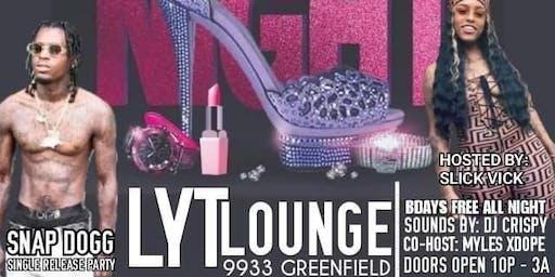 Ladies Night At Lyt Lounge