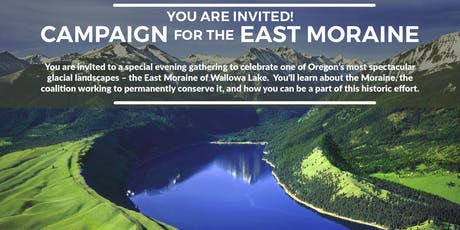 An Evening for the East Moraine tickets