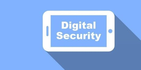 Digital Security Masterclass tickets