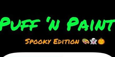 Puff 'n Paint Spooky Edition