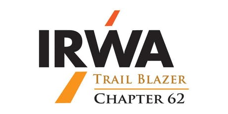 IRWA CH 62 October Luncheon tickets