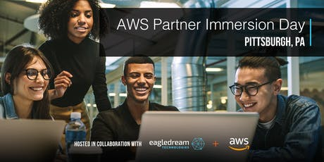 AWS Partner Immersion Day - Pittsburgh, PA tickets