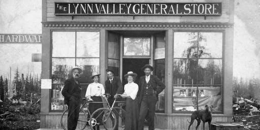 'Shaketown' Walking Tour - Lynn Valley