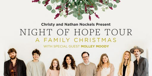 Christy Nockels- Night of Hope: A Family Christmas (Northville, MI)