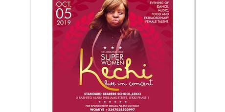 Celebrating SBS SuperWomen: Kechi in Concert  tickets
