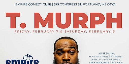 T. Murph @ Empire Live Music & Events