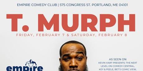 T. Murph @ Empire Live Music & Events tickets