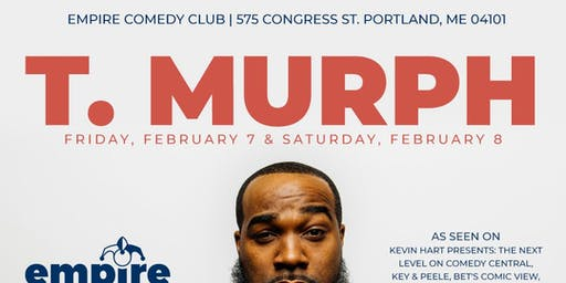 T. Murph @ Empire Live Music & Events