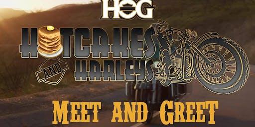 Hotcakes & Harleys: Empire H.O.G Meet and Greet