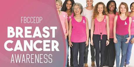 Florida Breast and Cervical Early Detection- Breast Cancer Awareness Event tickets