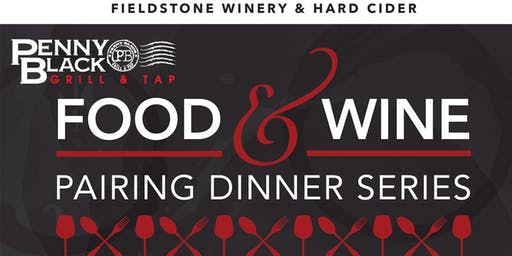Wine & Food Pairing Featuring Penny Black