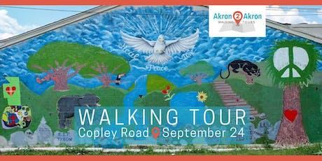 Copley Road Walking Tour tickets