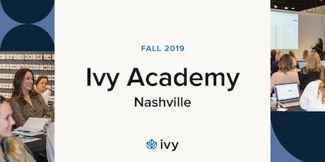 Ivy Academy Nashville tickets