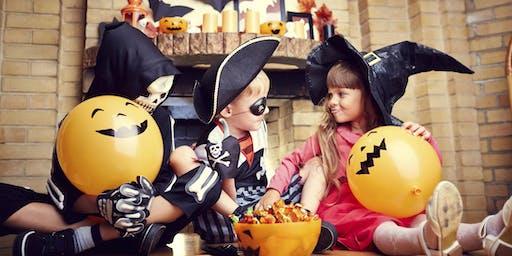 Spooky Snaps! Free Halloween Portraits
