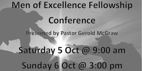 Men's Fellowship Conference tickets