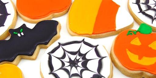 Halloween Cookie Decorating Class