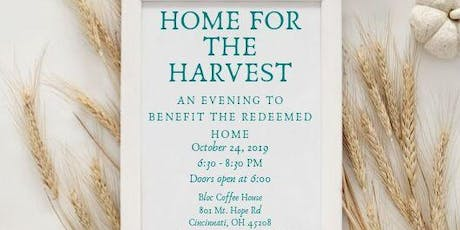 Home For The Harvest tickets