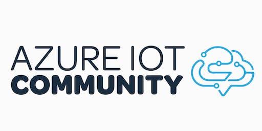 Azure IoT Community avond 2019 bij Atos
