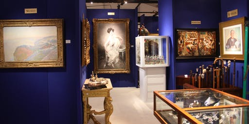 Naples Art, Antique & Jewelry Show - February 21-25, 2020