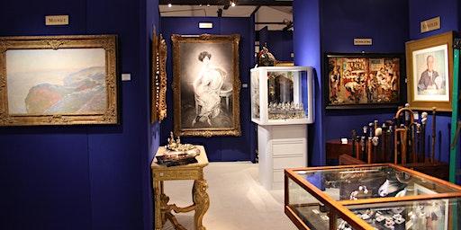 Naples Art, Antique & Jewelry Show - February 21-25, 2020