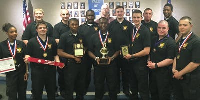 Cuyahoga County Sheriff's Department Explorers Open House
